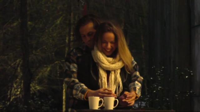 Een romantische date voor Romy en Cemal