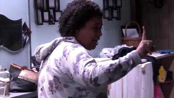 Ramona was kwaad op Bas