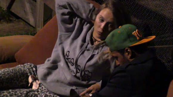 Cemal en Romy hadden een goed nachtelijk gesprek
