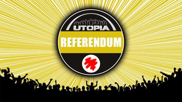 Stem nu op het referendum voor een plantaardig Utopia