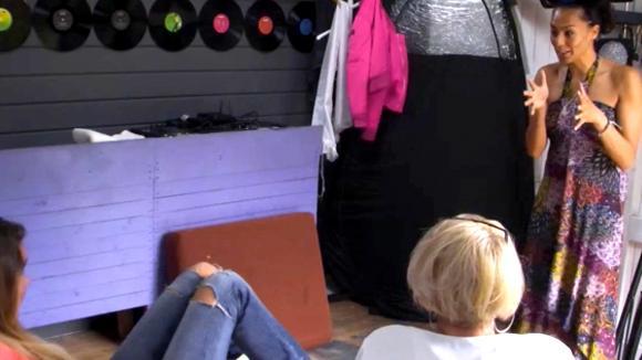 Karin, Gina en Rowena gaan zich inzetten voor een betere sfeer