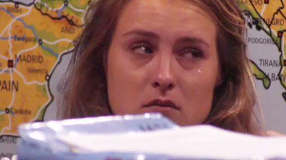 Romy in tranen door nadere stemming