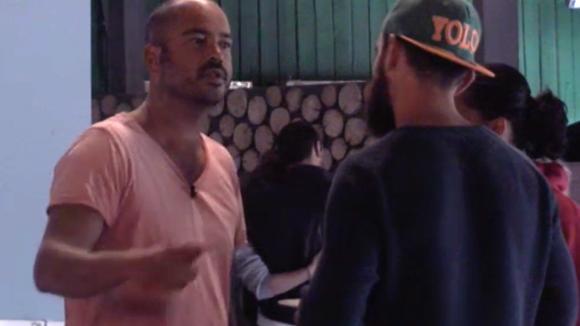 Rob confronteert Robbie