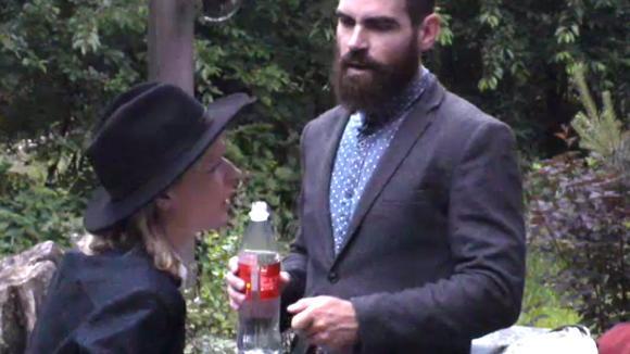 Robbie is Rianne helemaal zat en confronteert haar ermee