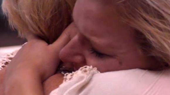 Rianne brak tijdens het verjaardagsfeest van Gina