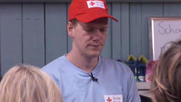 Rode kruis actie zit er weer op