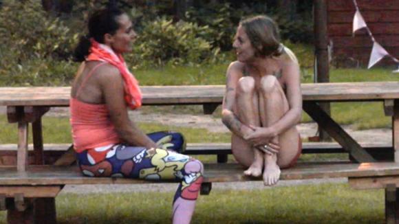 Rowena en Billy hadden een goed gesprek