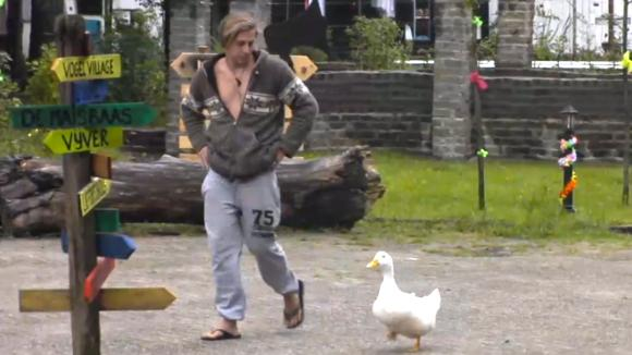 Duck is weer terug in Utopia