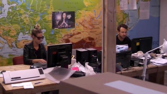 Jessie en Billy twijfelen aan Do als presentatrice van Utopia Inside