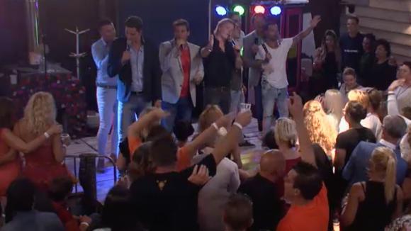 Een terugblik op het live in de loods concert