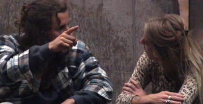 Billy en Ruud hebben ruzie over drank gebruik