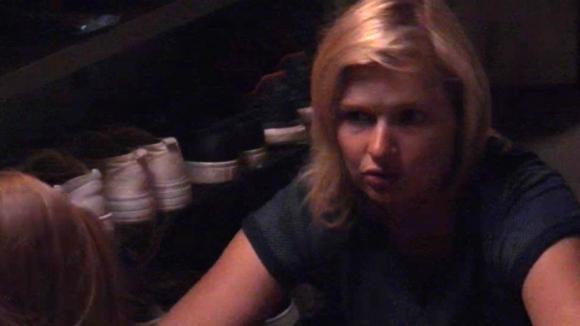 Rianne sprak met Do over haar onzekerheden