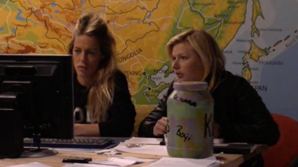 Rianne wil een personal trainer regelen voor Gina