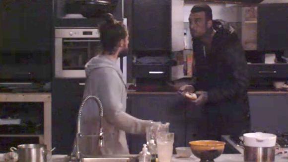 Ruud en Boyd sluiten een rap battle