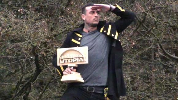 Boyd wil Utopiaan van het jaar en kapitein van Utopia worden