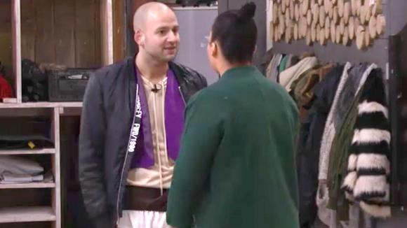 Kevin maakt het goed met Ramona en Billy
