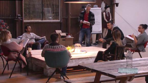 De ondernemers vergadering van 4 januari