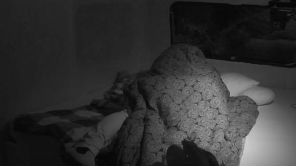 Romy en Cemal hebben de nacht intiem met elkaar doorgebracht