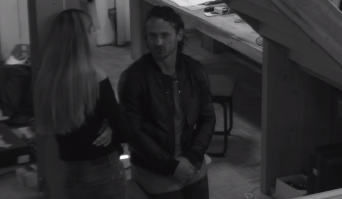 Billy is boos op Jessie omdat hij met een 16 jarig meisje flirt