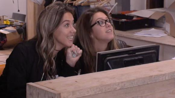 Demi en Fay hebben een interview gegeven voor de FHM500