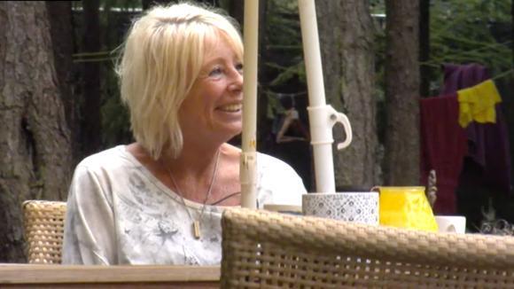 Karin is super blij met het pensioen idee
