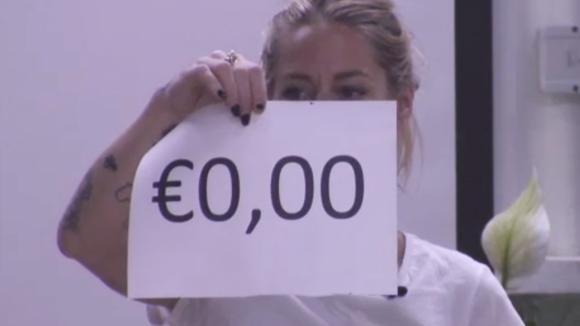 Jessie en Billy verantwoorden de prijzenpot van 0 euro na de pitches