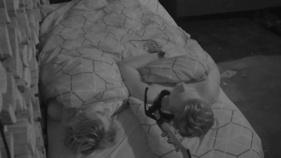Floor en Jeroen hebben de nacht samen doorgebracht…