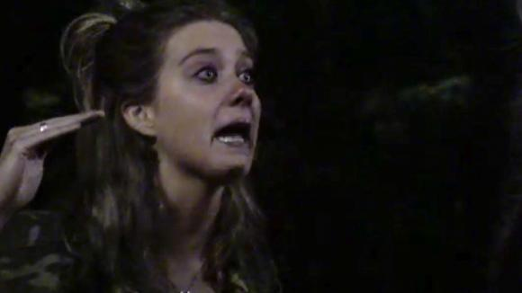 Een dramatische nacht tussen Fay, Demi en Chipp