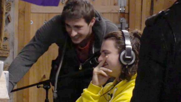 Cemal en Johan willen dat Chipp meedoet met de veelbesproken rap