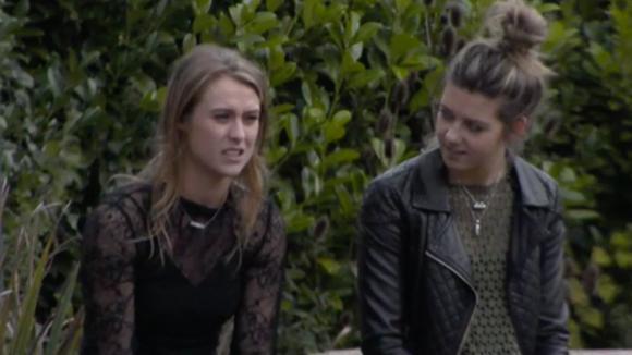 Romy, Demi en Fay zijn benieuwd naar de potentiële bewoners