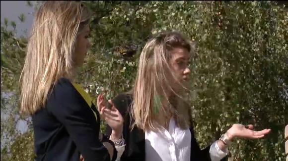 Fay is boos op Madilia en Linda omdat zij op haar gestemd hebben