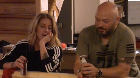 Komen Billy en Johan de nacht netjes door?