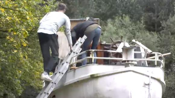 Jacco en Senna maken toch een schot in de boot