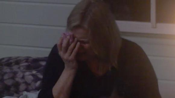 José huilt van frustratie om Johan