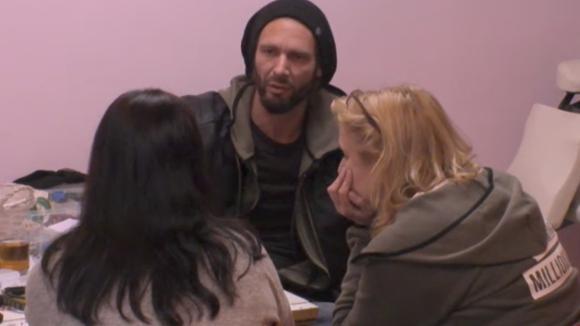 René, José en Linda bespreken een nieuwe verdelingsregeling