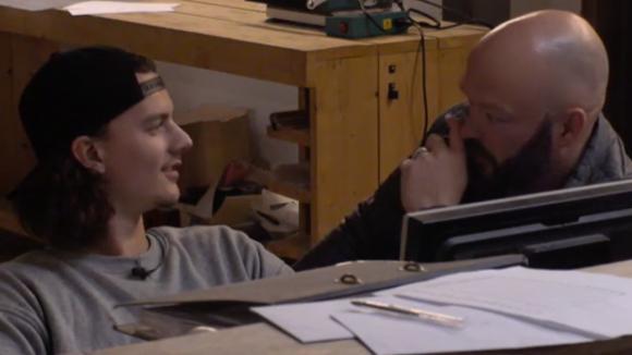 Baldr wil een mega stunt uithalen en aan Chipp vertelt hij zijn plan