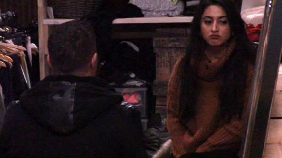 Madilia wil dat zij en Johan weer normaal tegen elkaar kunnen doen