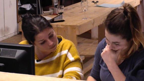 Beau en Linda willen het gesprek aangaan met het Goois Natuurreservaat