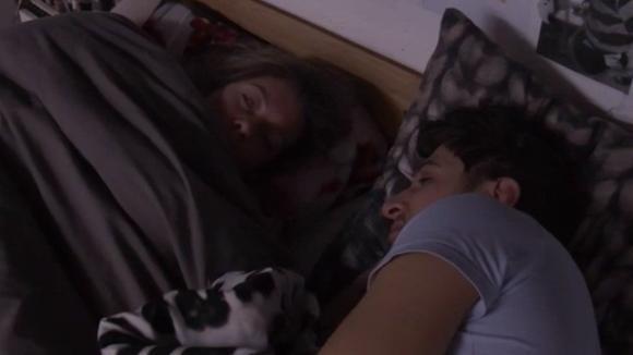 Demi en Mehmet hebben de nacht samen doorgebracht