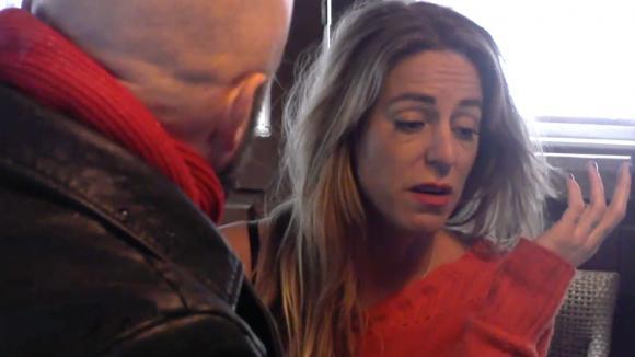 Billy vertelt Baldr dat ze vindt dat hij te weinig doet