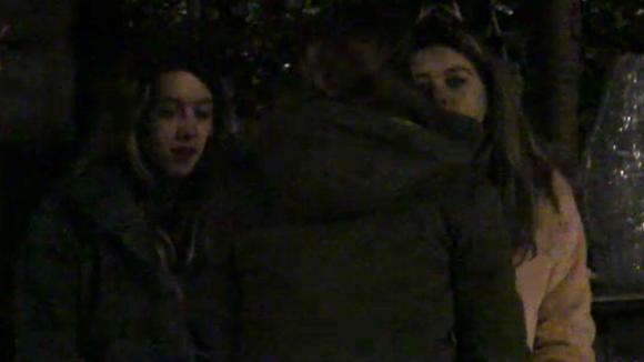 "Fay, Romy en Demi bespreken het nieuwe ""lust koppel"" Billy en René"