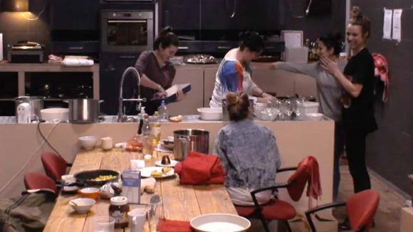 Wie gaat de finale van de kookwedstrijd 2.0 winnen?