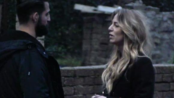 Ivan confronteert Billy, is ze hem aan het dwarsbomen?