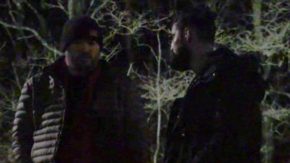 Ivan vraagt aan Baldr of het nut heeft als zijn vrouw naar Utopia zou komen