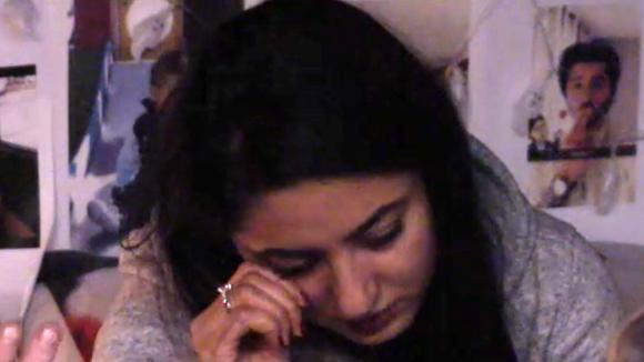 Madilia is verdrietig omdat ze bij het thema materialistisch ingedeeld is