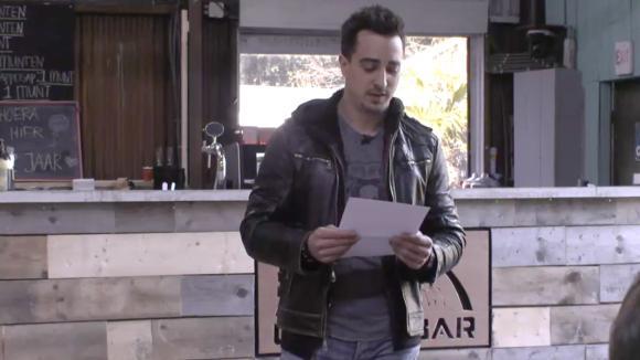 Emil krijgt een brief, hij moet zelf ook Utopia verlaten