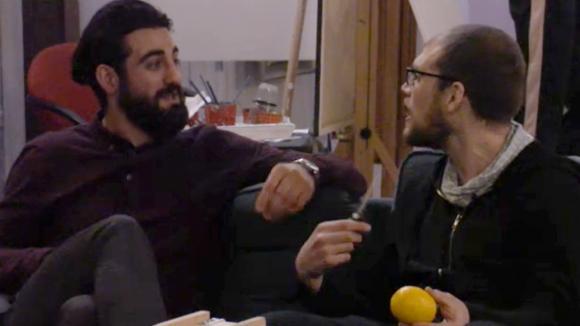 Rienk en Ivan hebben een discussie, is Ivan egoïstisch bezig?