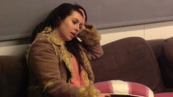 Beau doet verslag over haar eerdere confrontatie met Madilia en Linda