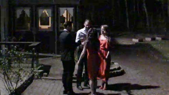 Billy bedankt haar mede organisatoren van Baldr zijn huwelijk