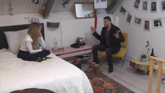 Mehmet speelt door aan Billy wie hij graag uit Utopia weg wil hebben